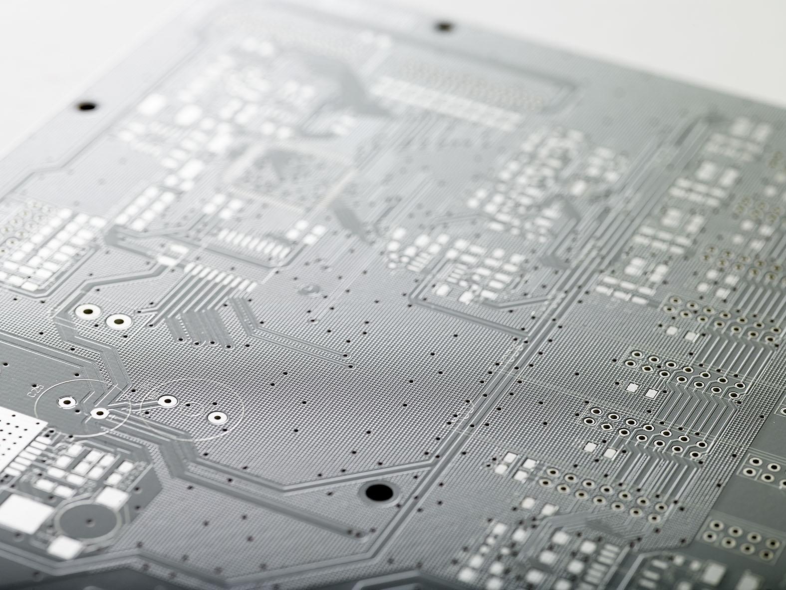 circuitos impresos monocapa, circuitos impresos doblecapa